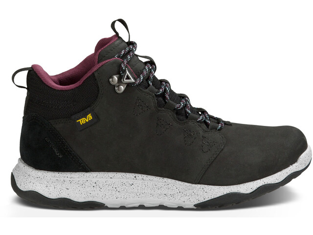 Teva W's Arrowood LUX Mid WP Shoes Black